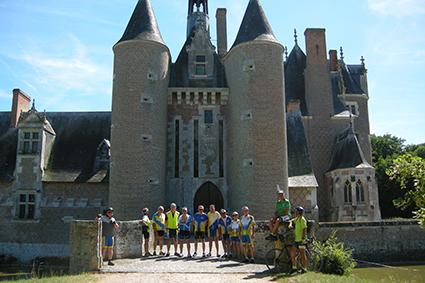 5 Enfin le Château du Moulin (1)
