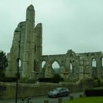 Ruines de l'église d'Ablain St Nazaire