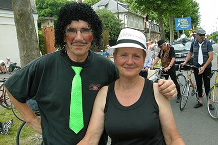 Dominique et Raymonde